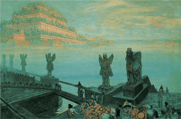 Babylon - Babylon (1906)