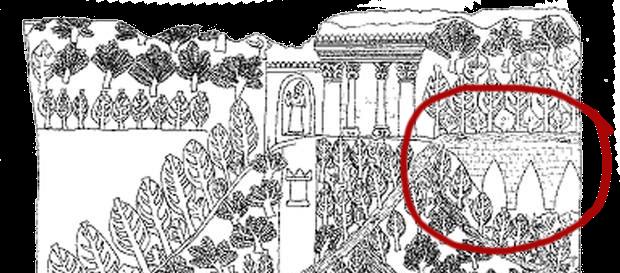 Hanging Gardens of Babylon - Hanging Gardens Aqueduct