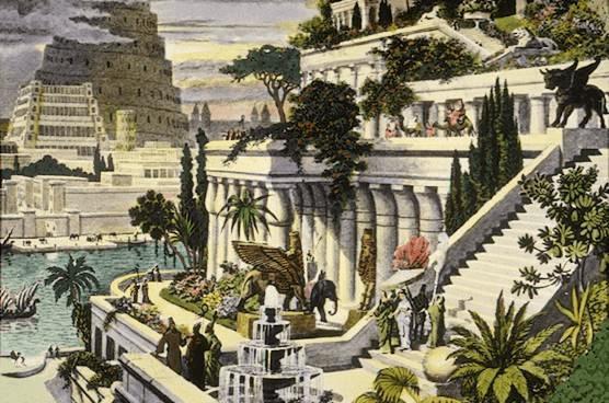 Structures - Hanging Gardens of Babylon