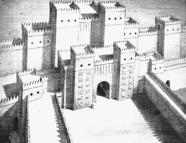 Babylon - Ishtar Gate