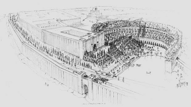 Assyria - Palace at Nineveh