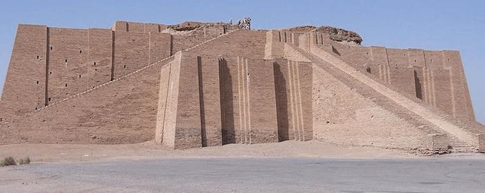 Sumer - Ziggurat of Ur